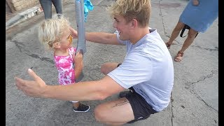 Download Mini Jake Paul Meets Jake Paul! **first time meeting** Video