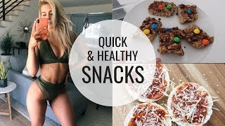 Download HEALTHY SNACKS FOR BACK TO SCHOOL Video
