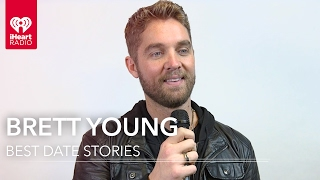 Download Brett Young's Date Stories | Exclusive Interview Video