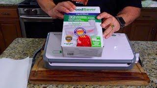 Download FoodSaver Experiment #3 Video