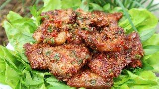Download Thịt Heo Chiên Sả Ớt thơm nức mũi Video