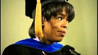 Download Wellesley 97 Oprah Speech Video