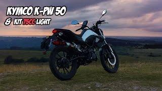 Download PRÉSENTATION   Kymco K-PW 50 (Kit 75cc Light) Video