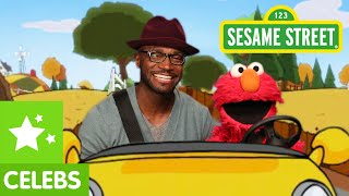 Download Sesame Street: Elmo and Taye Diggs Go for a Drive Video