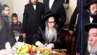 Download Zalman Leib Teitelbaum Satmar Rebbe Visiting Lakewood Video
