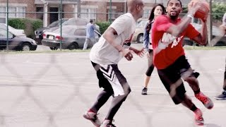 Download THINK YOU COULD PLAY AGAINST KYRIE IRVING? WATCH HIM PLAY AGAINST RANDOM PEOPLE, FANS(MUST WATCH) Video