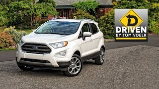 Download 2018 Ford EcoSport Titanium AWD Car Review Video