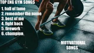 Download Top motivational songs| Best workout songs| English music |Hollywood songs| December 2018🔥 Video