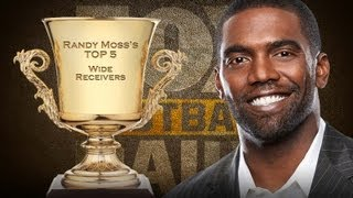 Download Randy Moss Names His Top 5 NFL Wide Receivers Video