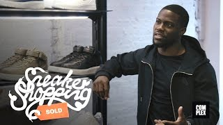 Download Kevin Hart Goes Sneaker Shopping With Complex Video