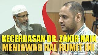 Download CERDAS! Pertanyaan RUMIT Mahasiswa Komputer Dijawab Dr. Zakir Naik Video
