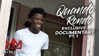 Download Quando Rondo - Using His Life Experience To Make Music [Part 1] Video