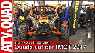 Download Biker-Messe in München: Quads auf der IMOT 2017 Video