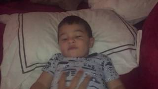 Download Night time tickle monster Video
