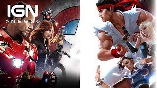 Download Rumor: Marvel Vs. Capcom 4 Coming in 2017 - IGN News Video