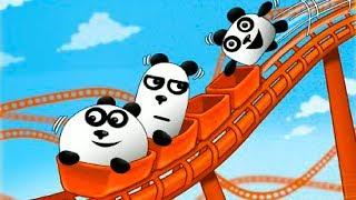 Download ТРИ ПАНДЫ Мультик игра приключение на острове Фантазий веселое развлекательное видео для детей #КИД Video