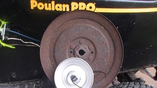 Download Poulan Pulley Swap Video