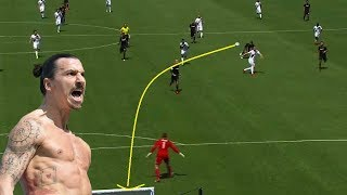 Download 10 Impossible Things That Only Zlatan Ibrahimovic Did In Football HD Video