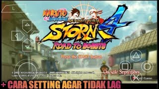 Download Cara Download Di Android Game NARUTO SHIPPUDEN ULTIMATE NINJA STORM 4 (Mod) PPSSPP Video