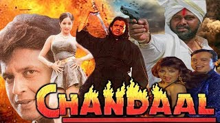 Download Chandaal (1998) Full Hindi Movie | Mithun Chakraborty, Sneha, Rami Reddy, Hemant Birje Video