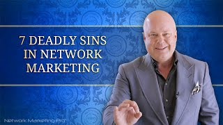 Download Network Marketing Training: 7 Deadly Sins in Network Marketing by Eric Worre Video
