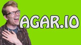 Download Hank Green Plays AGAR.IO Video