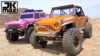 Download RC ADVENTURES - FiRST RUN 2018 CAPO JK MAX & AXiAL ″CANDY″ - RiDE TOGETHER! Video