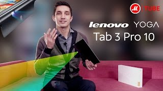 Download Lenovo YOGA Tab 3 10 Pro: планшет и кинотеатр. Обзор с экспертом «М.Видео» Video