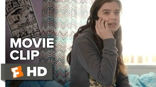 Download The Edge of Seventeen Movie CLIP - Swimming Pool (2016) - Hailee Steinfeld Movie Video