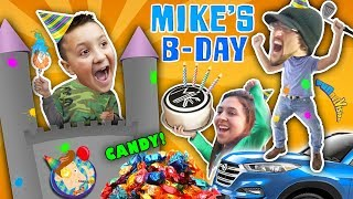 Download Michael's 9th Birthday! Party Animals || FUNnel Vision Birthday Vlog Video