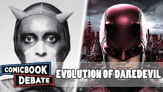 Download Evolution of Daredevil in Cartoons, Movies & TV in 7 Minutes (2018) Video