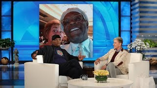 Download Samuel L. Jackson Spent His 70th Birthday Dancing with Judge Judy Video