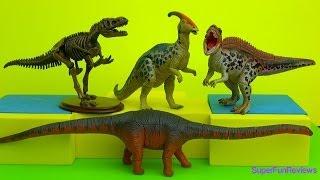 Download Dinosaur Puzzle Surprise Eggs - Dino Puzzle 3D - Hatch your own dinosaurs Video
