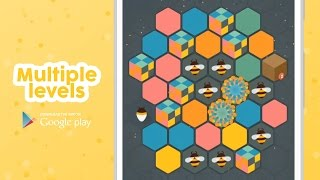 Download BeeBox - A new puzzle game for Android Video