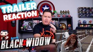 Download Black Widow Trailer Reaction + BREAKDOWN Video