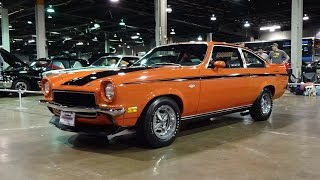 Download 1972 Chevrolet Vega Yenko Stinger in Orange Paint & Engine Sound on My Car Story with Lou Costabile Video