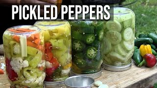 Download Easy Pepper Pickles recipe Video