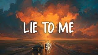 Download Steve Aoki - Lie To Me (Lyrics) feat. Ina Wroldsen Video