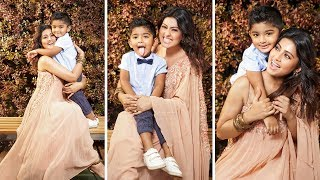 Download JFW Photoshoot Cute Moments with Vihaan | JFW Exclusive Video