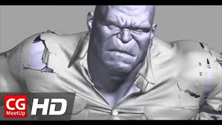 Download CGI VFX - Making of ″Hulk″ Part 1 - The Avengers - Industrial Light & Magic | CGMeetup Video