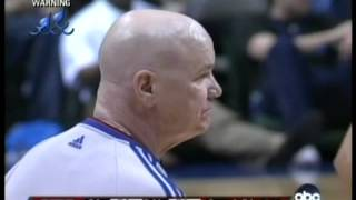 Download Tim Duncan ejected by Joey Crawford for laughing Video