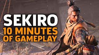 Download 10 Minutes Of Sekiro: Shadows Die Twice Gameplay | Gamescom 2018 Video