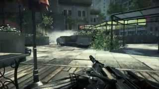 Download Crysis 2 Gameplay HD Video
