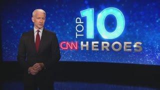 Download CNN Heroes: Top 10 of revealed Video
