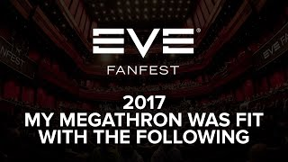 Download EVE Fanfest 2017 - My Megathron Was Fit With The Following Video