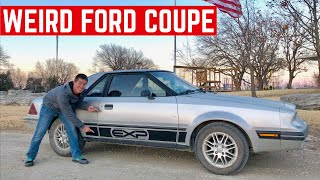 Download I BOUGHT The WEIRDEST Ford Coupe Ever Made *The Ford EXP* Video