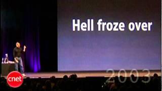 Download CNET News: Steve Jobs: A life in technology Video