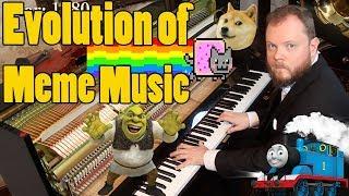 Download Evolution of Meme Music (1500 AD - 2018 ) Video
