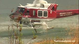 Download Amazing Firefighting Helicopters in Action California Fires Video