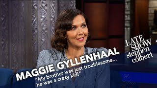 Download Maggie Gyllenhaal On Misogyny: 'I'm Not Going To Take It Anymore' Video